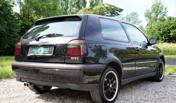 Volkswagen GTI 1996 full