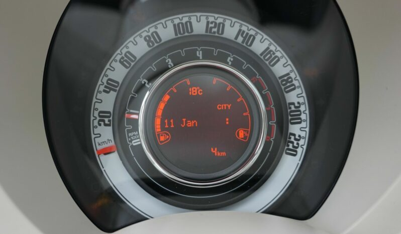 NEW FIAT 500 HYBRID full