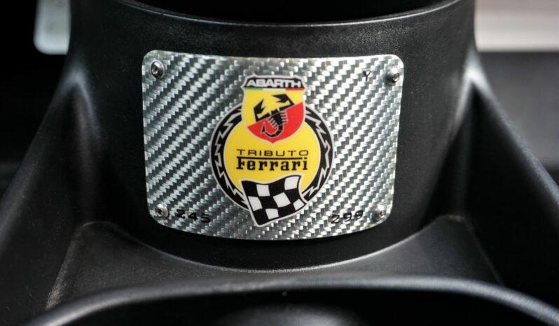 FIAT ABARTH TRIBUTO FERRARI full